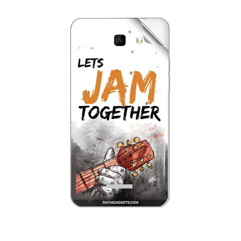 Lets Jam Together For MICROMAX A109 Skin