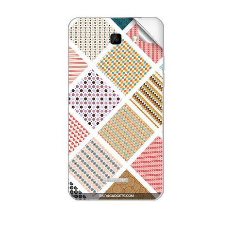 Varied Pattern For MICROMAX A109 Skin