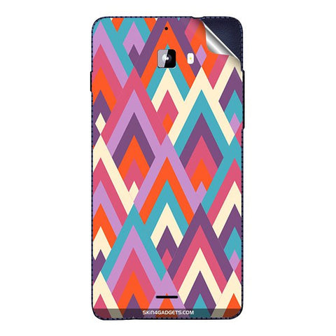 Peaks For MICROMAX A310 Skin