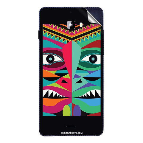 Tribal Face For MICROMAX A310 Skin