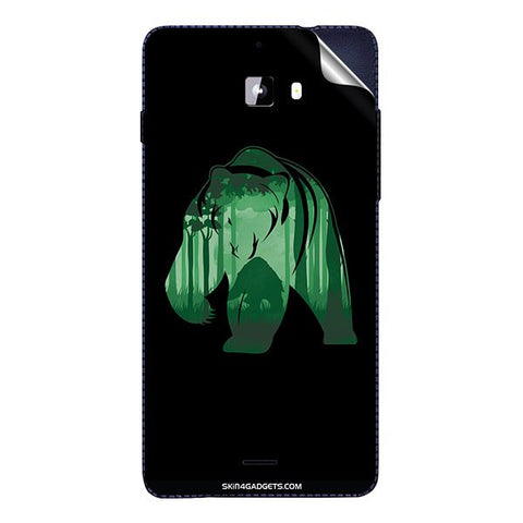 Bear For MICROMAX A310 Skin