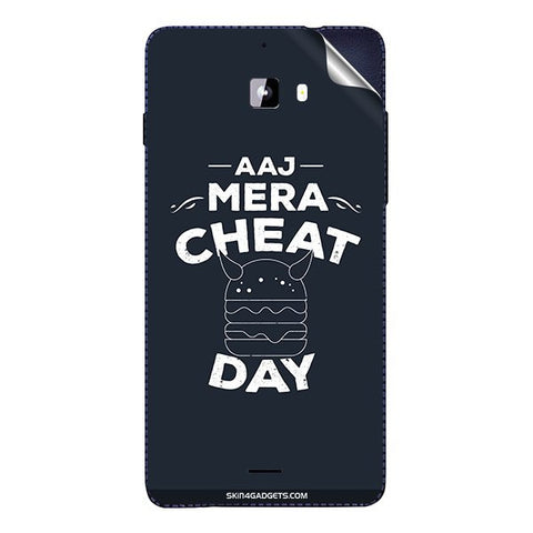 Aaj Mera Cheat Day For MICROMAX A310 Skin