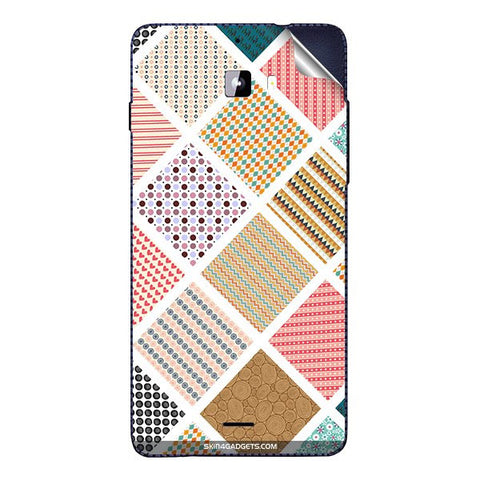 Varied Pattern For MICROMAX A310 Skin