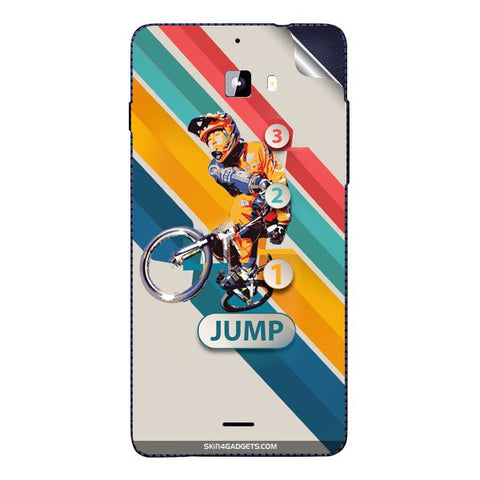1 2 3 Jump For MICROMAX A310 Skin