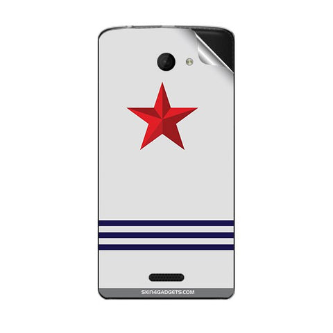 Star Strips For MICROMAX A121 Skin