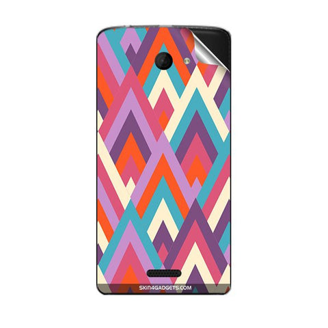 Peaks For MICROMAX A121 Skin