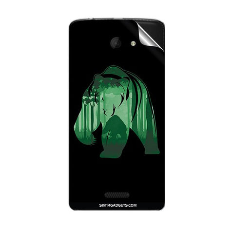 Bear For MICROMAX A121 Skin