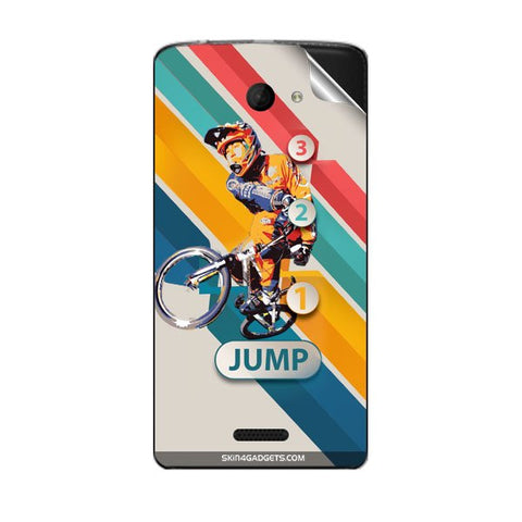 1 2 3 Jump For MICROMAX A121 Skin