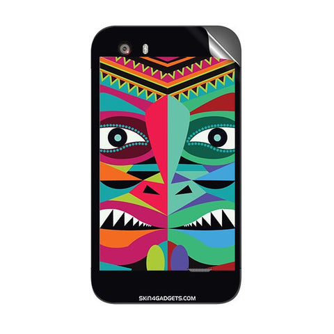 Tribal Face For MICROMAX A59 Skin