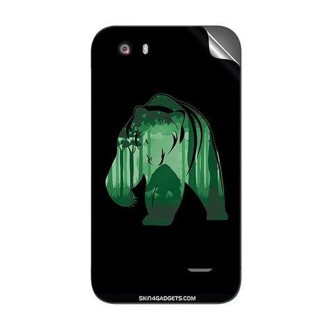 Bear For MICROMAX A59 Skin