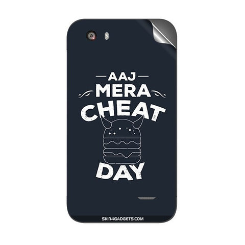 Aaj Mera Cheat Day For MICROMAX A59 Skin