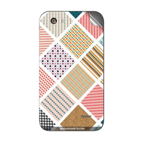 Varied Pattern For MICROMAX A59 Skin