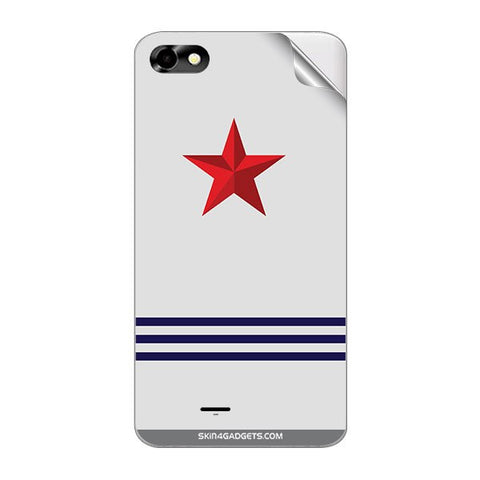 Star Strips For MICROMAX A069 Skin