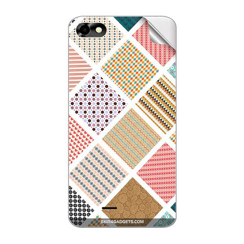 Varied Pattern For MICROMAX A069 Skin