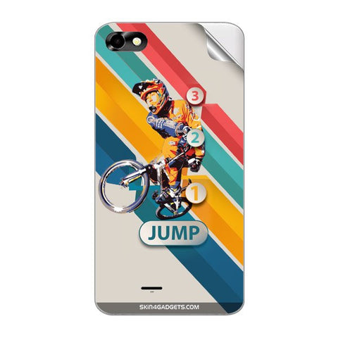 1 2 3 Jump For MICROMAX A069 Skin