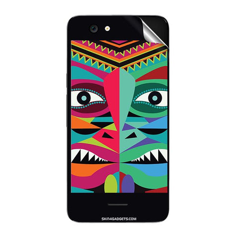 Tribal Face For MICROMAX A290 Skin