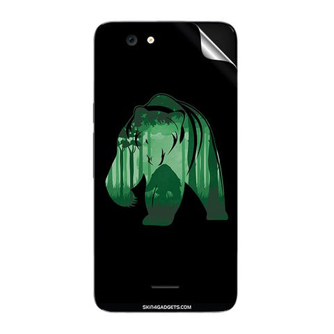 Bear For MICROMAX A290 Skin