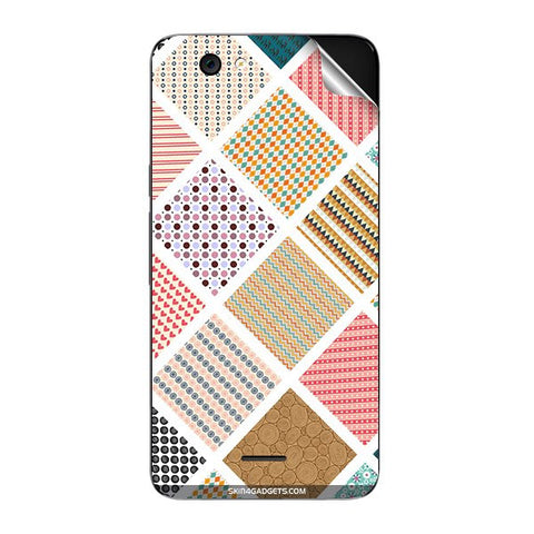 Varied Pattern For MICROMAX A290 Skin