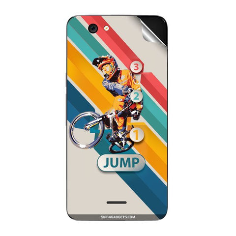 1 2 3 Jump For MICROMAX A290 Skin