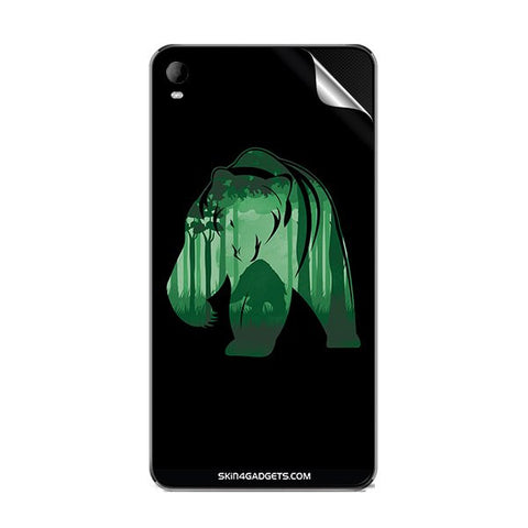 Bear For MICROMAX A093 Skin