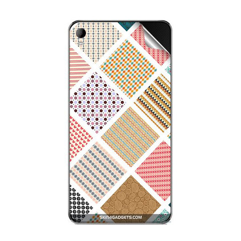 Varied Pattern For MICROMAX A093 Skin