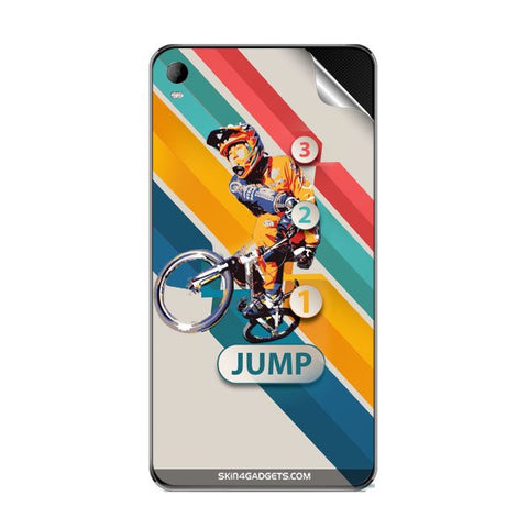 1 2 3 Jump For MICROMAX A093 Skin