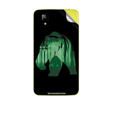 Bear For MICROMAX A067 BOLT Skin