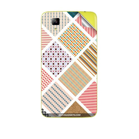 Varied Pattern For MICROMAX A067 BOLT Skin