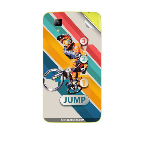 1 2 3 Jump For MICROMAX A067 BOLT Skin