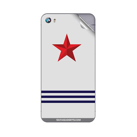 Star Strips For MICROMAX A107 CANVAS FIRE 4 Skin