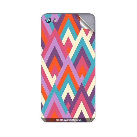 Peaks For MICROMAX A107 CANVAS FIRE 4 Skin