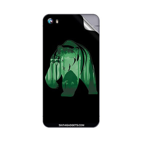 Bear For MICROMAX A107 CANVAS FIRE 4 Skin