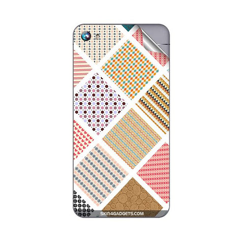 Varied Pattern For MICROMAX A107 CANVAS FIRE 4 Skin