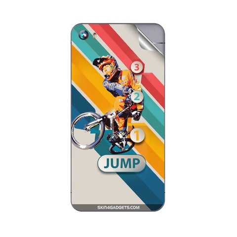 1 2 3 Jump For MICROMAX A107 CANVAS FIRE 4 Skin