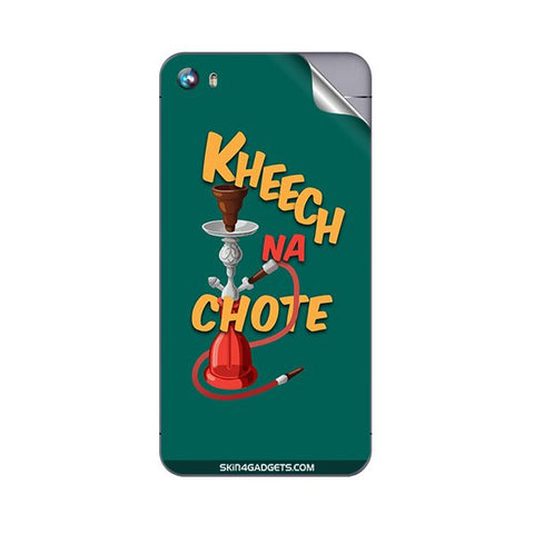 Kheech na Chote For MICROMAX A107 CANVAS FIRE 4 Skin