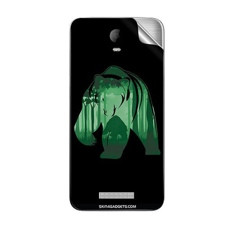 Bear For MICROMAX AQ5001 CANVAS JUICE 2 Skin