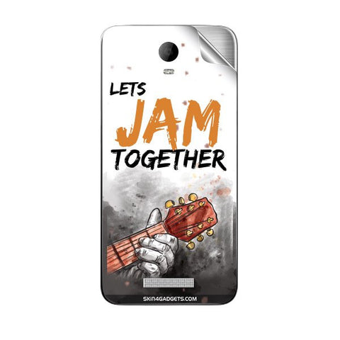 Lets Jam Together For MICROMAX AQ5001 CANVAS JUICE 2 Skin