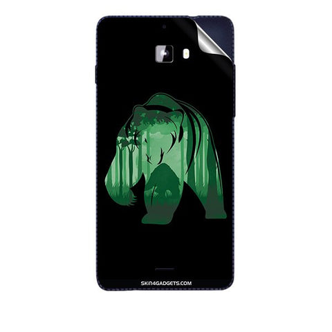 Bear For MICROMAX A311 CANVAS NITRO Skin