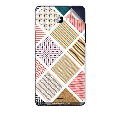Varied Pattern For MICROMAX A311 CANVAS NITRO Skin