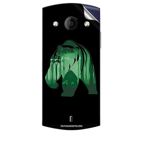 Bear For MICROMAX A255 CANVAS SELFIE Skin