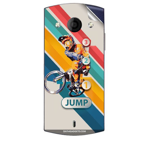 1 2 3 Jump For MICROMAX A255 CANVAS SELFIE Skin