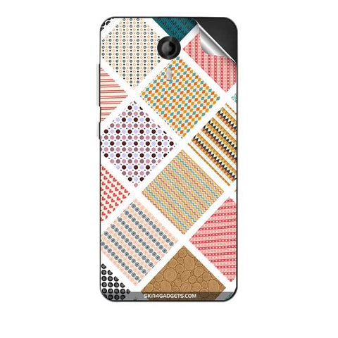 Varied Pattern For MICROMAX E455 CANVAS NITRO 4G Skin