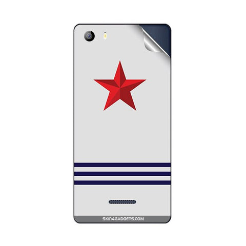 Star Strips For MICROMAX E481 CANVAS 5 Skin