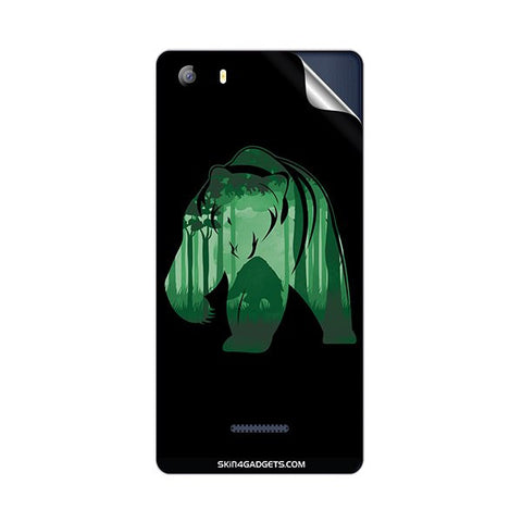 Bear For MICROMAX E481 CANVAS 5 Skin