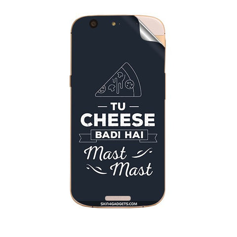 Tu Cheese Badi Hai Mast Mast For MICROMAX GOLD A300 Skin
