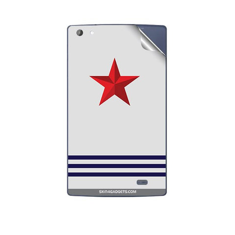 Star Strips For MICROMAX P480 CANVAS TAB Skin