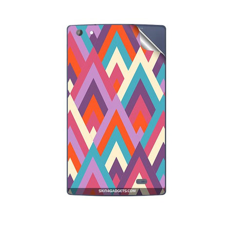 Peaks For MICROMAX P480 CANVAS TAB Skin