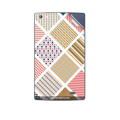 Varied Pattern For MICROMAX P480 CANVAS TAB Skin