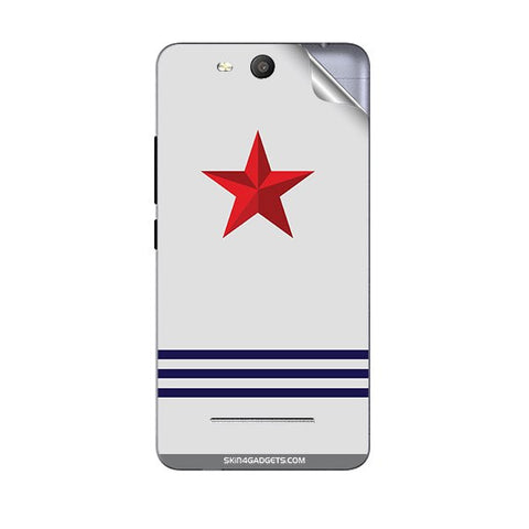 Star Strips For MICROMAX Q392 CANVAS JUICE 3 Skin