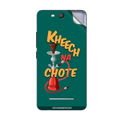 Kheech na Chote For MICROMAX Q392 CANVAS JUICE 3 Skin
